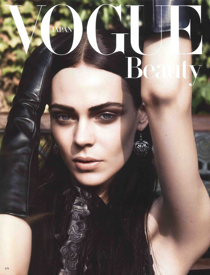 Vogue Japan September 2012     Kinga RajzakVogue September 2012