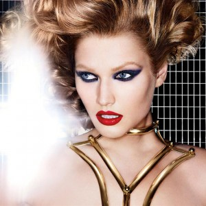 toni garrn for nars fall 2013 by francois nars