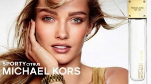 Michael Kors Fragrance and Beauty Collection 2013 (F/W 13) Karmen Pedaru