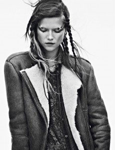 Vogue Paris Kasia Struss Sep13