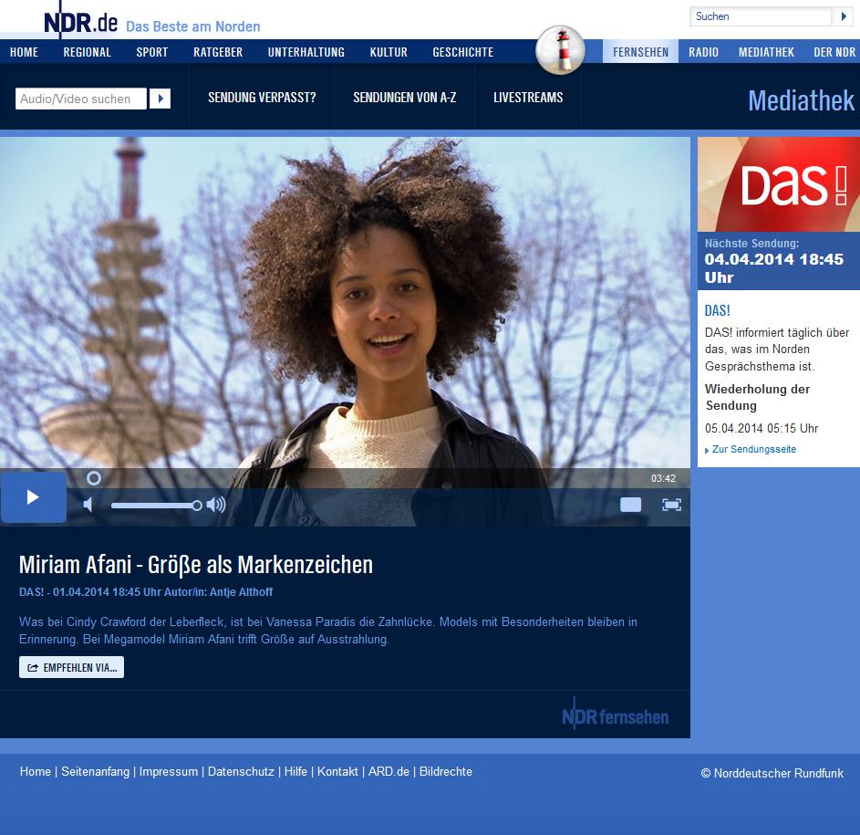 Miriam NDR